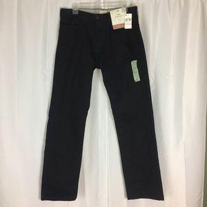 Dockers NWT Men's Jean cut straight pants 33x32